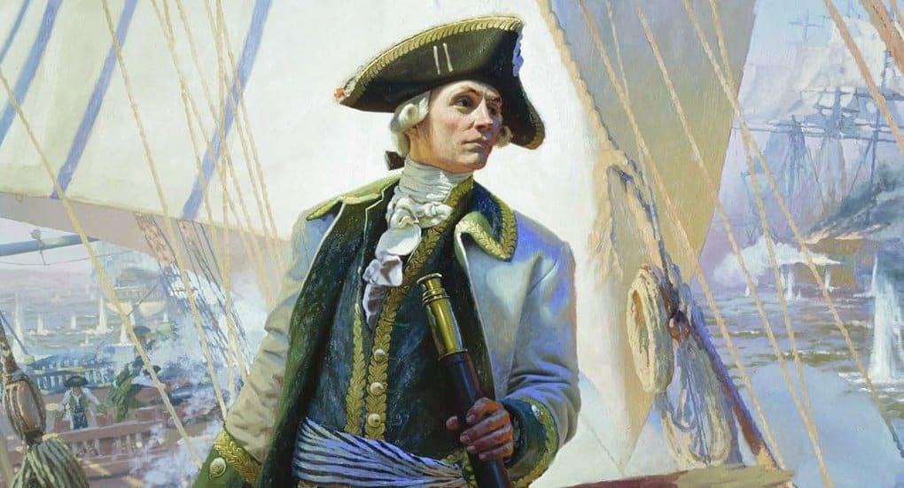 Опубликованы раритеты, рассказывающие о победах адмирала Федора Ушакова