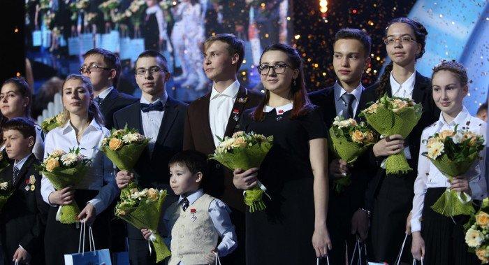 Юным героям с горячими сердцами вручили награды