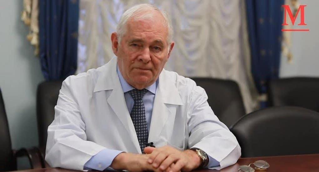 Леонид Рошаль поддержал издание в России учебника по облегчению детской боли