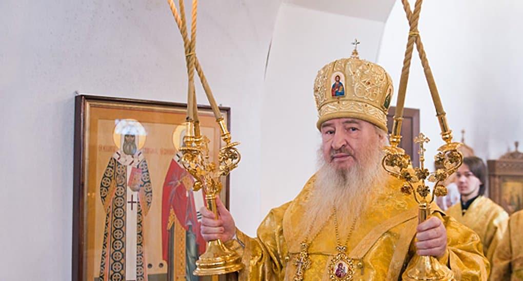 Тысячи святынь спасены благодаря тому, что их вернули Церкви, - митрополит Феофан
