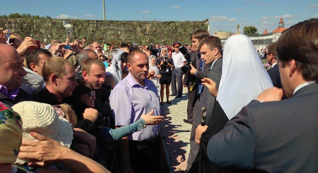 Больше всего в Молдове доверяют Православной Церкви