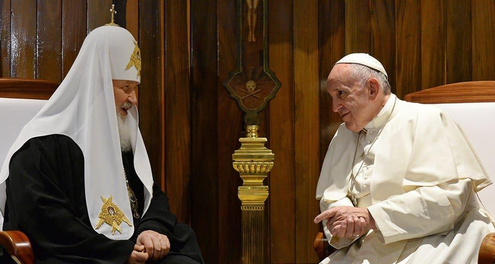 Было бы большой ошибкой бросать друг в друга камни, - митрополит Меркурий