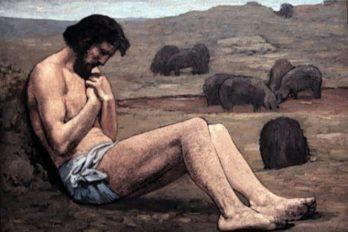 Пьер Пюви де Шаванн. Блудный сын. 1872