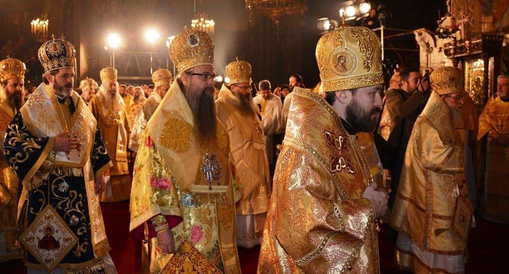 Святителя Серафима (Соболева) торжественно прославили в Софии
