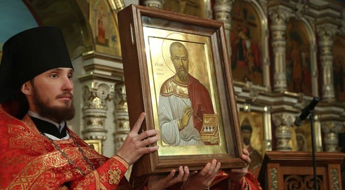 Праведного врача Евгения Боткина торжественно прославили в Екатеринбурге