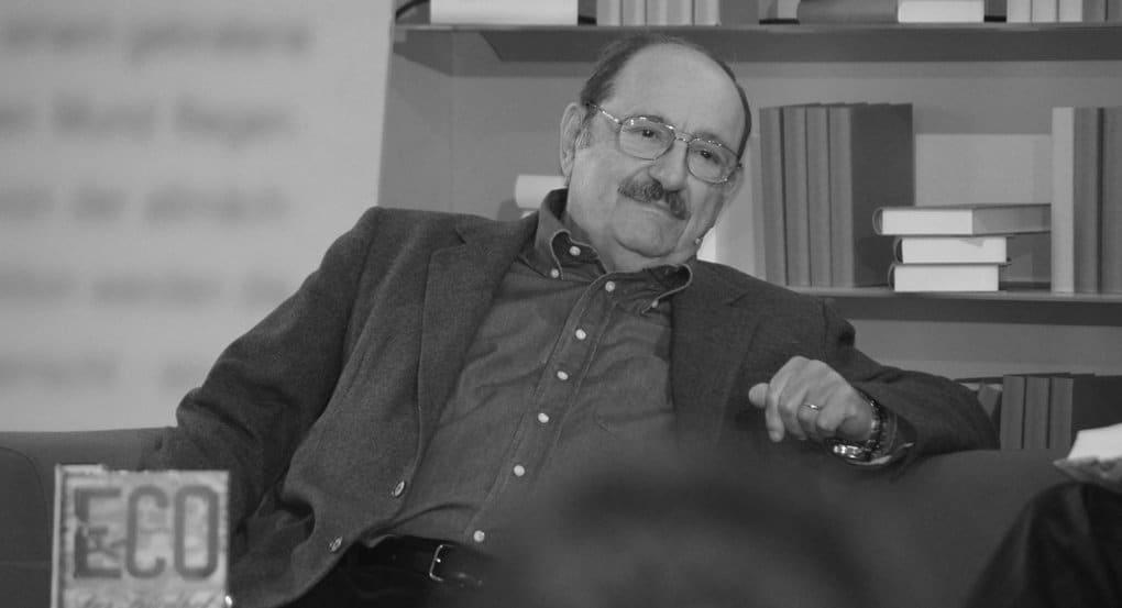 Скончался итальянский писатель и философ Умберто Эко