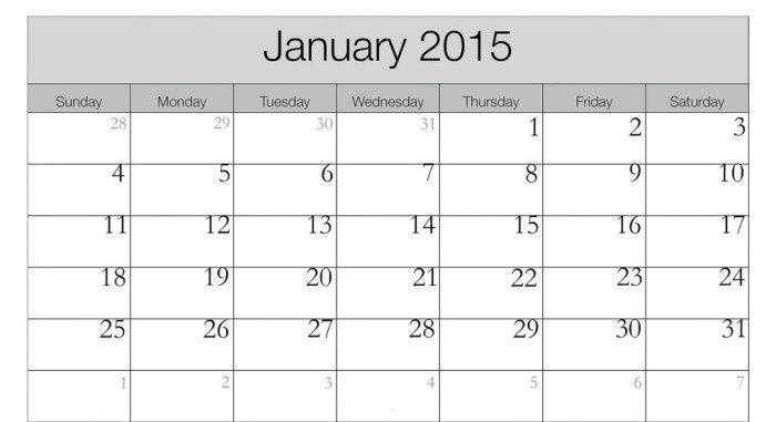 Время церкви: что такое неделя и седмица