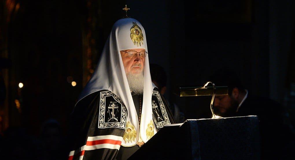 У неразумного пост может вызвать тщеславие, - патриарх Кирилл