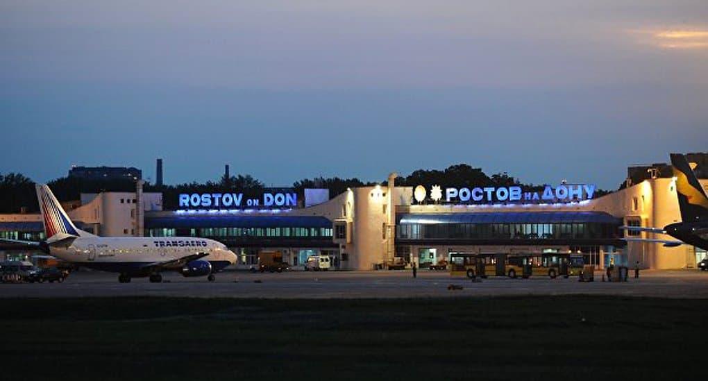 В аэропорту Ростова-на-Дону помолились о жертвах авиакатастрофы
