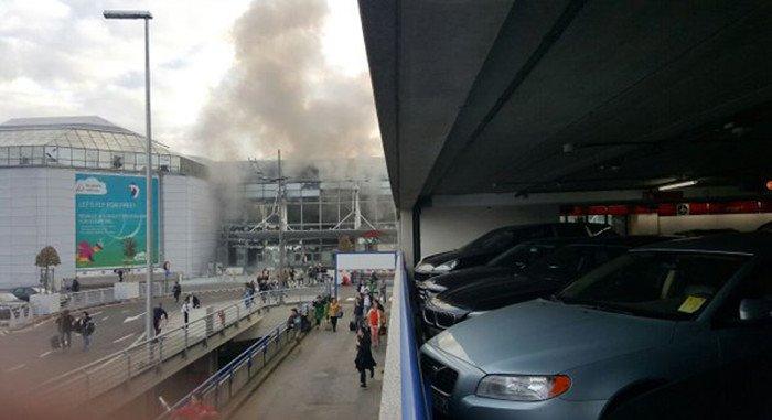 Русская Церковь молится о жертвах терактов в Брюсселе