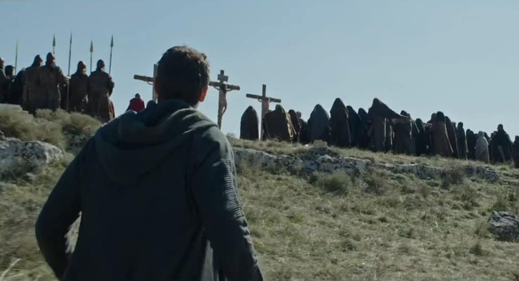 Опубликован трейлер фильма «Бен-Гур» режиссера Тимура Бекмамбетова