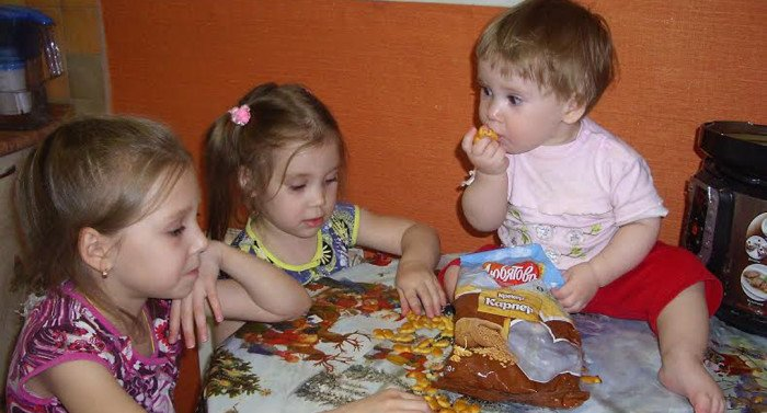 Бесплатные продукты в пост получат нуждающиеся семьи с детьми