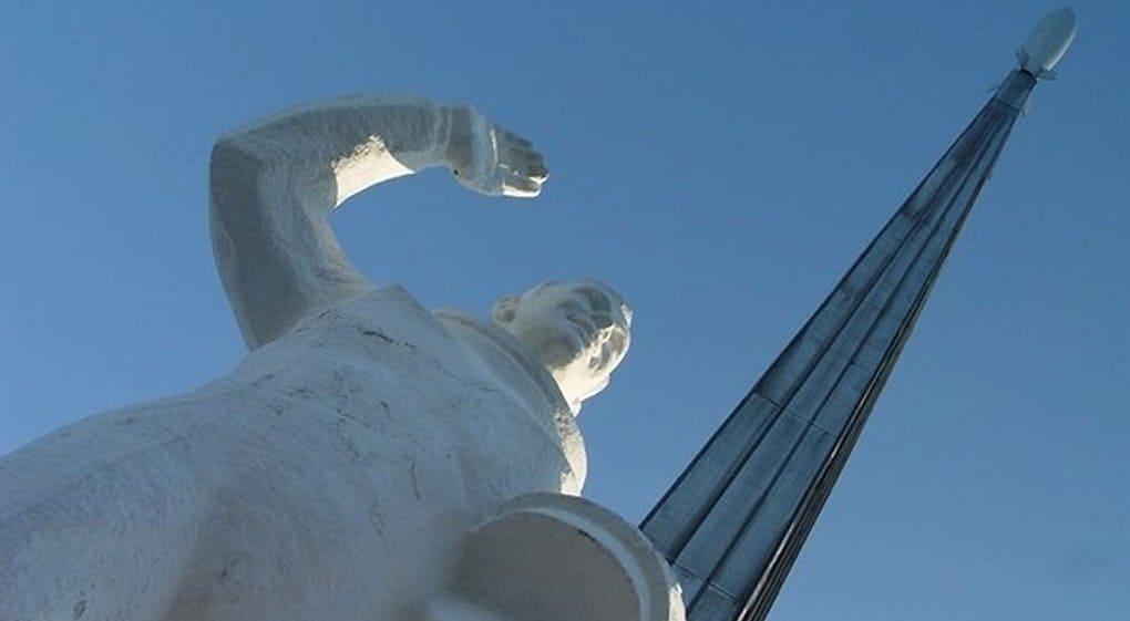 На месте, где приземлился Юрий Гагарин, создадут музей