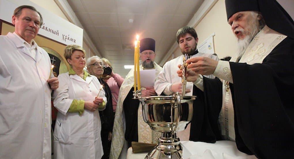 Первый в России храм в честь святого Евгения Боткина освятили в Москве