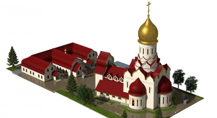 Храм в память царя Николая II украсит «южные ворота» Москвы