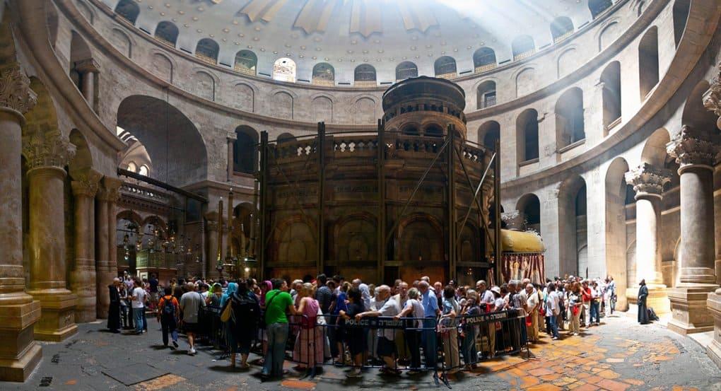 Впервые за 200 лет в Иерусалиме отреставрируют Кувуклию Гроба Господня