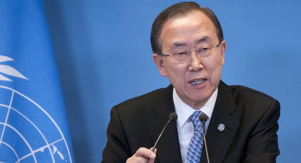 Пан Ги Мун призвал власти Пакистана защитить религиозные меньшинства страны