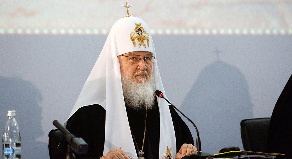 Общество русской словесности должно помочь преодолеть ряд проблем в образовании, - патриарх Кирилл