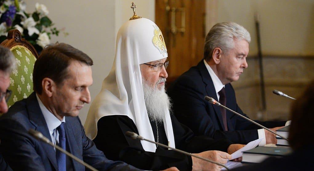 «Православная энциклопедия» востребована в ВУЗах, - патриарх Кирилл