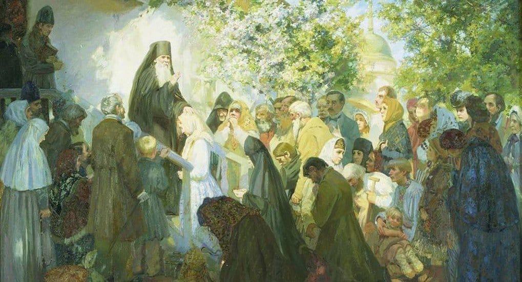 Как исполнение обета привело к старчеству