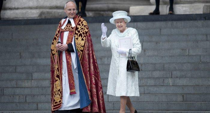 Королева Елизавета II рассказала о том, что значит Бог в ее жизни
