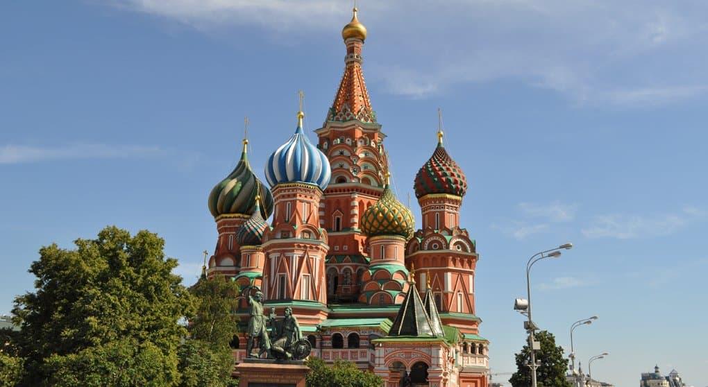 Храмы стали частью символики Чемпионата мира по футболу 2018