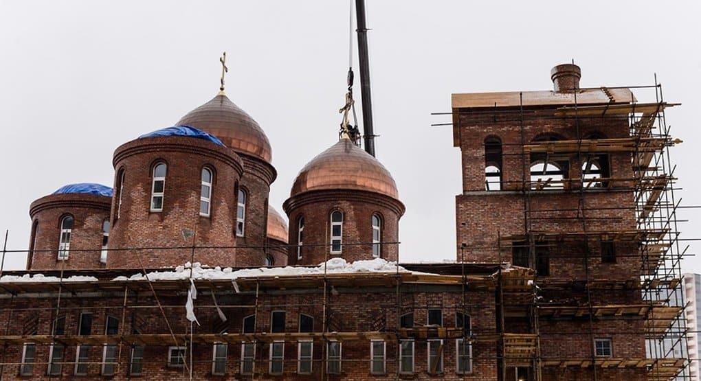 Строительство храмов не может быть предметом политической борьбы, - патриарх Кирилл