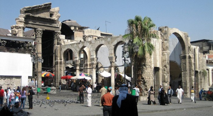 На католическую Пасху смертница подорвала себя у храма в Сирии