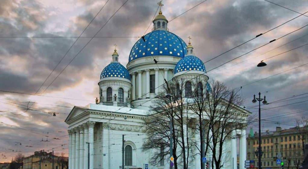 В Петербурге завершается 20-летняя реставрация Троицкого собора