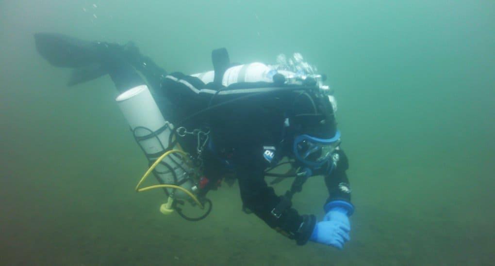 У берегов Турции исследуют подводный остров с руинами древнего монастыря