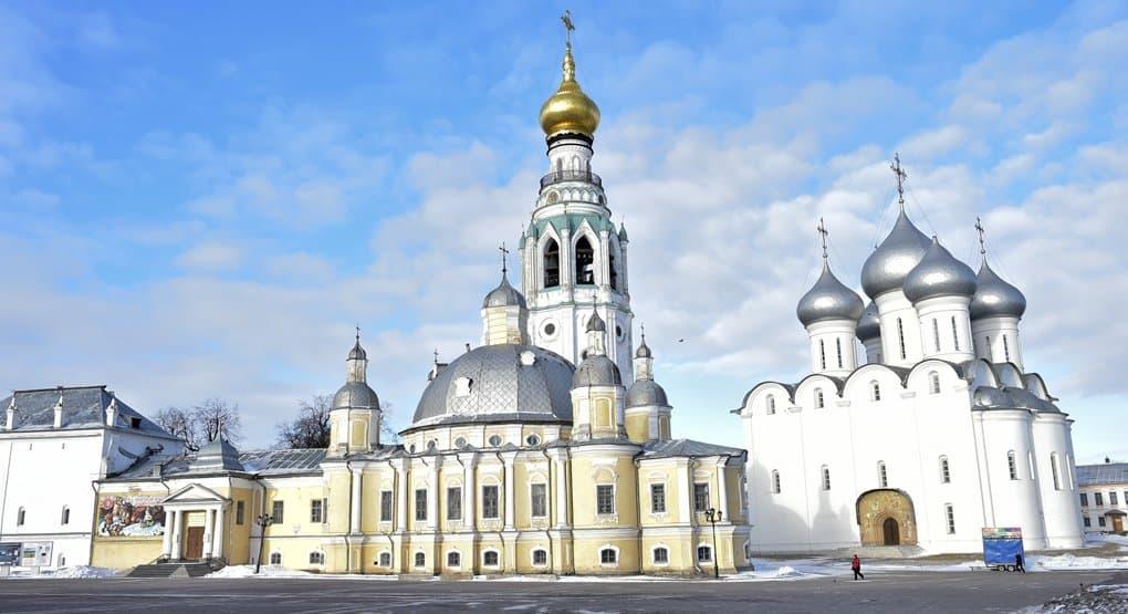 Русской Церкви вернули Воскресенский собор Вологды