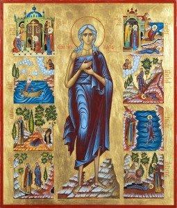 14.00. прп.Мария Египетская