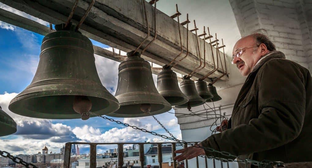 В какой день в России звонят во все колокола?