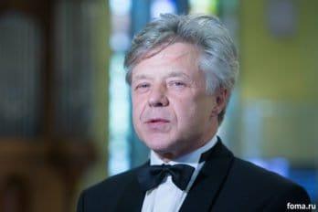 Сергей Проскурин, главный дирижер и художественный руководитель Русского камерного оркестра