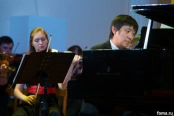 Пианист Линь Пинь Цзюнь, лауреат международных конкурсов.