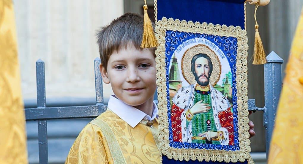 Верующие попросят власти Петербурга сделать выходным день памяти Александра Невского