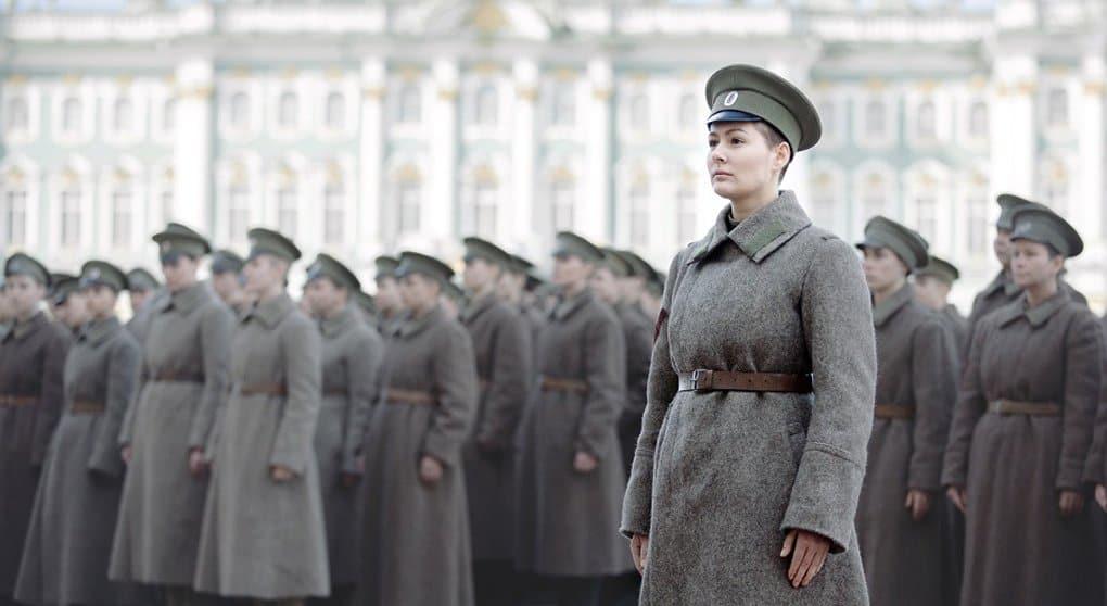 На историческом фестивале воссоздадут женский батальон 1917 года