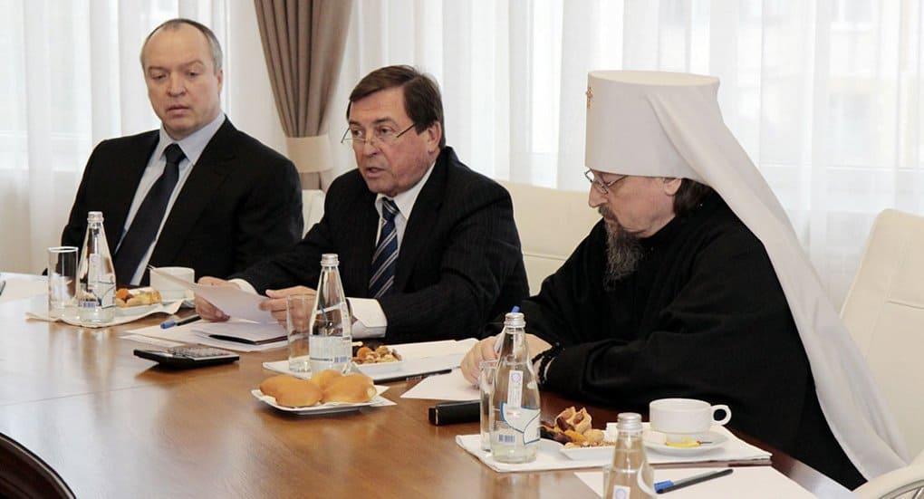 Духовный центр и часовню откроют при белгородском госуниверситете