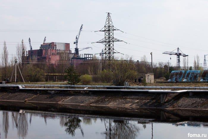 35 лет назад произошла авария на Чернобыльской АЭС