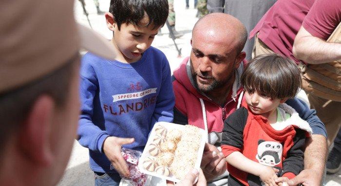 Христиане Сирии благодарны патриарху Кириллу и папе Франциску за свою защиту
