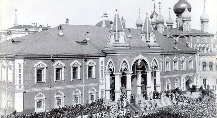 На остатках фундамента кремлевского храма чуда архангела Михаила создадут музей