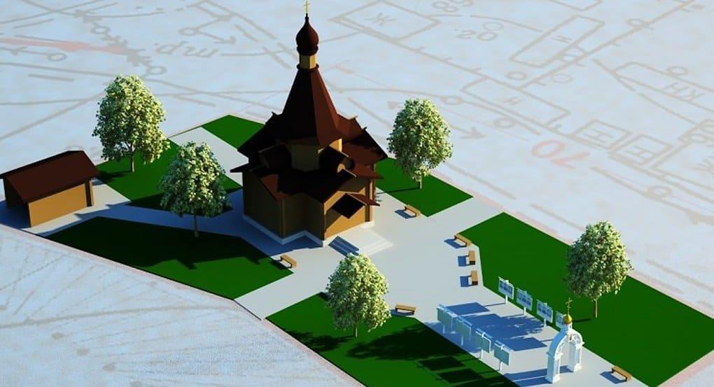Первый в России обыденный храм-памятник ликвидаторам возведут на Белгородчине
