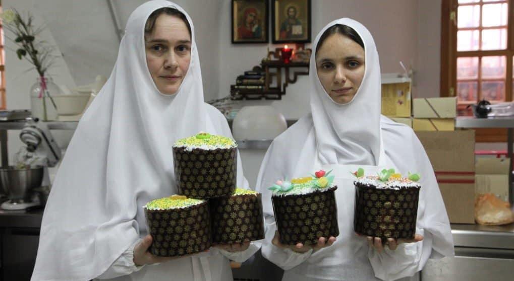 Монастырские куличи: все чудеса запланированы!