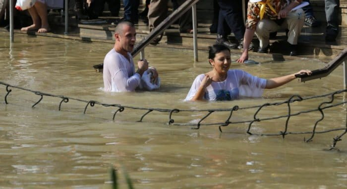 Елицы во Христа крестистеся