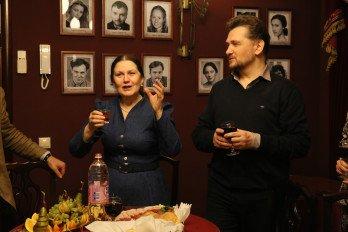 Актеры Елена и Александр Михайловы