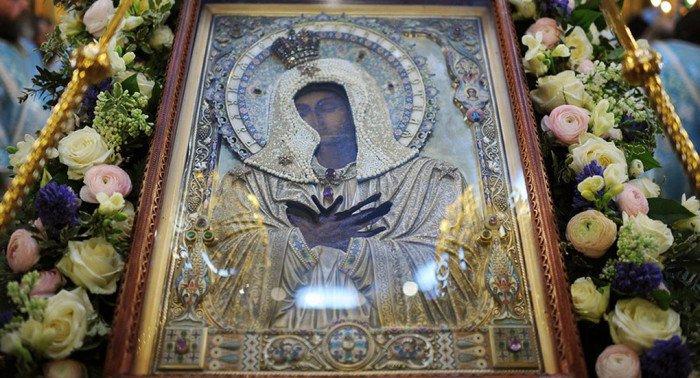 Икону, перед которой молился Серафим Саровский, на два дня доставят в Елоховский собор