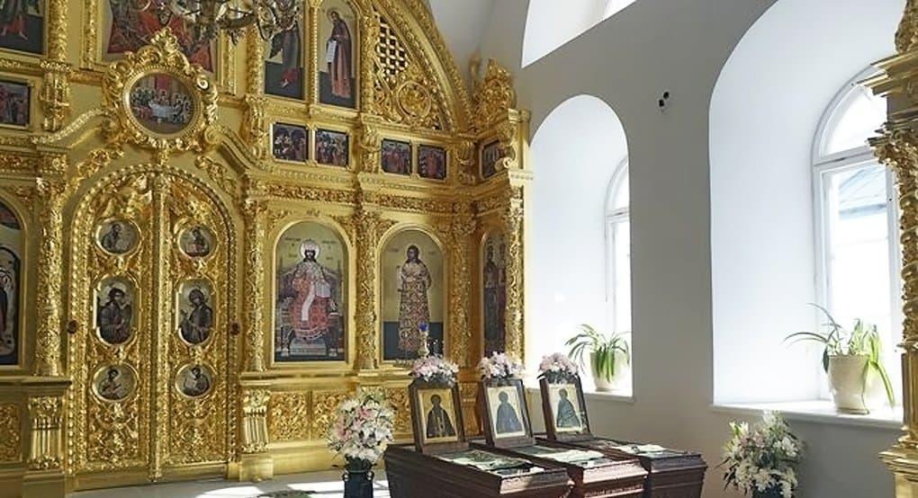 Уникальный иконостас XIX века восстановили в соборе на Соловках