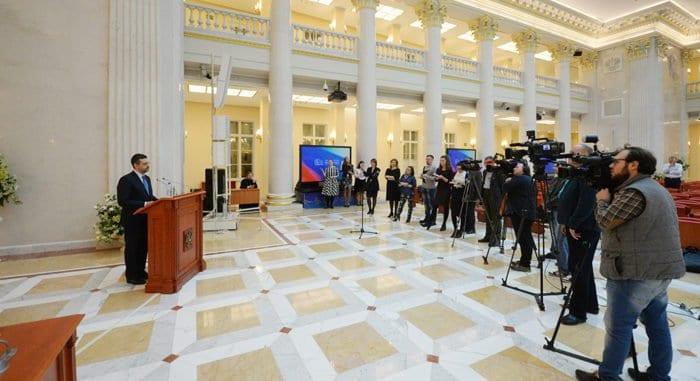 Члены Священного Синода поддержали проводимый Церковью курс, - Владимир Легойда