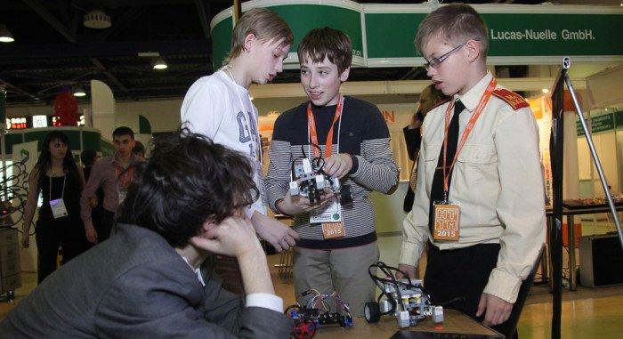 Крупный международный салон образования открыл свои двери на ВДНХ