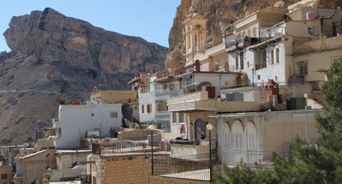 Древний монастырь в сирийской Маалюле снова действует